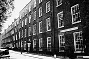 Grays Framed Prints - verulam buildings grays inn London England UK Framed Print by Joe Fox