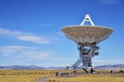 Very Large Array - Vla - Radio Telescopes Print by Christine Till