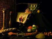 Food And Beverage Photo Originals - Very Very Still Life by Joe JAKE Pratt