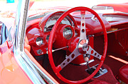 Marvin Borst - Vette Steering Wheel