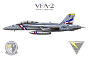 Clay Greunke - VFA-2 Bounty Hunters