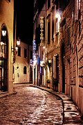 Steve Raley - Via Del Trebbio at Night