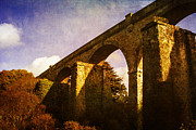 Cornwall Prints - Viaducts Print by Brian Roscorla