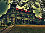 Viceregal Lodge Print by Salman Ravish