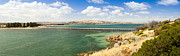 Tim Hester Prints - Victor Harbour Panorama Print by Tim Hester