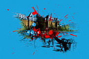 Vancouver Giclee Prints Paintings - Victoria Art 003 by Catf