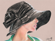 Hat Pastels - Victoria by Chantal Handley