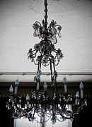 Chandeliers Prints - Victorian Lighting Print by Colleen Kammerer