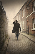 Lee Avison - Victorian Man Running On...