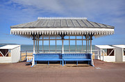 Victorian Photos - Victorian Shelter - Weymouth by Joana Kruse