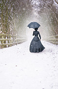 Lee Avison - Victorian Woman Alone In...