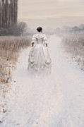 Lee Avison - Victorian Woman Walking...