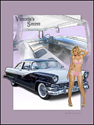 Autoart Prints - Victorias Secret Print by Roger Beltz
