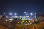 Pittsburgh Pirates Photo Prints - Victory Field 3 Print by David Haskett
