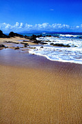 Vieques Beach Print by Thomas R Fletcher