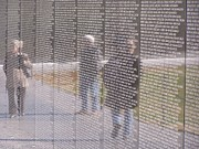 Jewels Blake Hamrick - Vietnam Memorial Wall