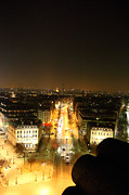 DC Photographer - View from Arc de...