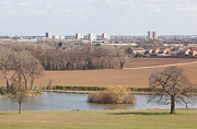 Andrew Gaylor - View from Cusworth Hall...