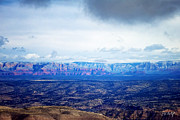 Travel Photographs Photos - View From Jerome by Phill  Doherty