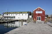 Bob Savage - View From Pier Greenport...
