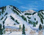 Linda Feinberg - View from the lodge at...