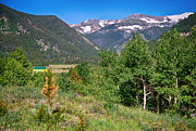 James BO  Insogna - View From Tolland Colorado