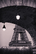 Francesco Rizzato - View of the Eiffel Tower...
