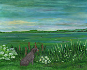 Anna Folkartanna Maciejewska-Dyba  - View of the Pond