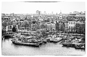 Patricia Hofmeester - view on Amsterdam