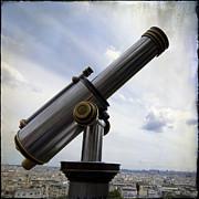 BERNARD JAUBERT - View on Paris