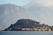 Belle Epoque Photo Prints - Village bellagio Print by Mats Silvan