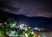 Marjan Lazarevski - Village by Night