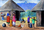 Jane Wanjeri - Village Chores