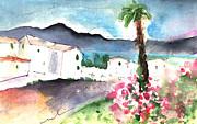 Miki De Goodaboom - Village in Lanzarote