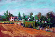 Fontain Originals - Village of Fontain Forche by Virginia Dauth