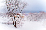 Jenny Rainbow - Village under the Snow....