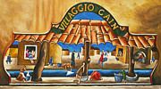 William Cain - Villaggio Cain Art Print