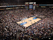 Basketball Sports Prints - Villanova Wildcats The Pavilion Print by Replay Photos