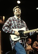 Blue-eyed Soul Posters - Vince Gill Poster by Front Row  Photographs