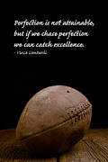Edward Fielding - Vince Lombardi on Perfection