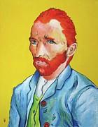 Vincent Van Gogh Print by Venus