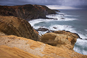Alentejo Photos - Vincentine coastline by Ruben Vicente