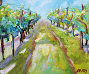 Grapevine Originals - Vineyard by Todd Bandy