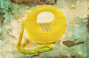 All - Vintage 1970s Bell Sculptura Telephone by Andee Photography