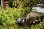 Brenda Giasson - Vintage Abandoned LaSalle