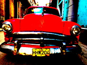 Funkpix Photo Hunter - Vintage American Car in...