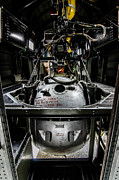 Air Force Photos - Vintage B17 Lower Ball Turret  by Puget  Exposure