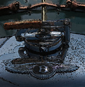 Car Emblems Photos - Vintage Bentley by Tom Griffithe