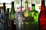 Jillian Ryder - Vintage Bottle Collection