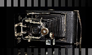 Copy Machine Glass - Vintage Camera Ernemann by Tommy Hammarsten
